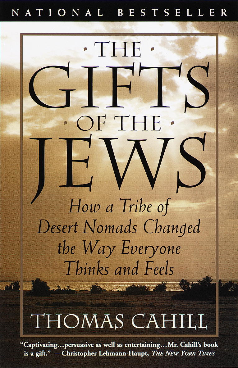 The Gifts of the Jews book cover